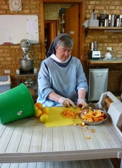 marmalade at work