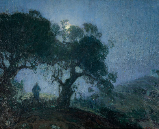 The Good Shepherd by Henry Ossawa Tanner